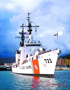 菲海军最大战舰是美国向菲移交的一艘退役