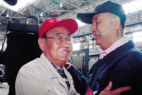 """中国工业博物馆落户铁西展""""家底"""""""