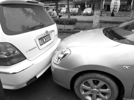 【图】车头刮蹭了,得多少钱处理,要不要走保险 探界... 汽车之家论坛