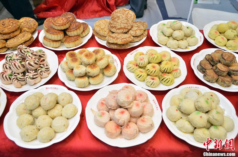 第二届中国清真组图文化节做主(甜食)电影美食开幕国学法男美食图片