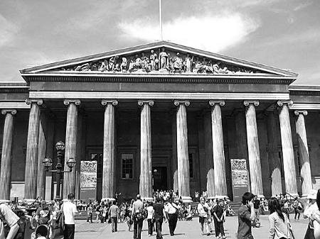 走进大英博物馆中国馆