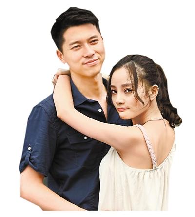 夫妻在哪看成人电影_王雷,李小璐扮演80后小夫妻.资料图片