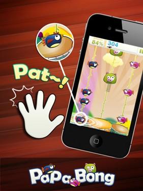 声控新玩法 iPad休闲类游戏啪啪嘭HD