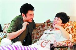 不少观众追看《心术》就为看海清和李秀波在剧中谈情说爱。