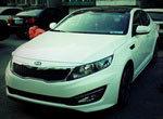 购车用车 炫我的白色D版K5