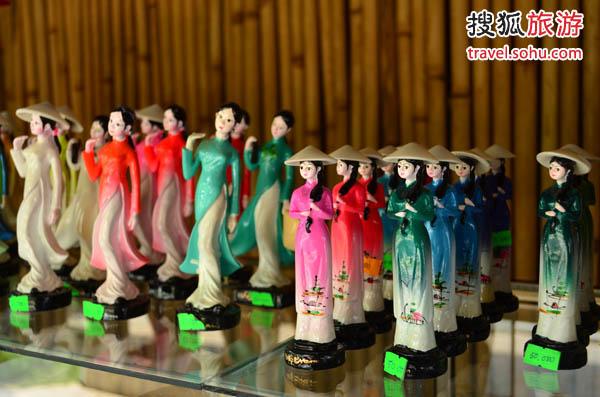 越南旅游纪念品