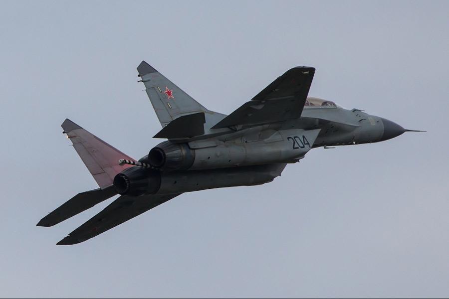 米格 29kub舰载机_