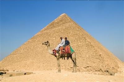 金字塔就如同ufo,百慕大三角洲一样令人向往与期待.图片