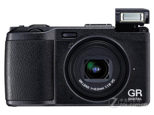 图为:理光数码相机GRD4