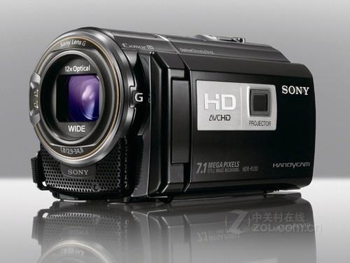 防抖、投影双倍提升 索尼新品DV耗电实测