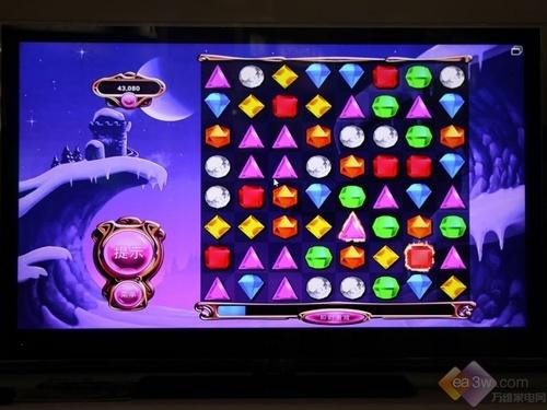 玩《宝石迷阵》