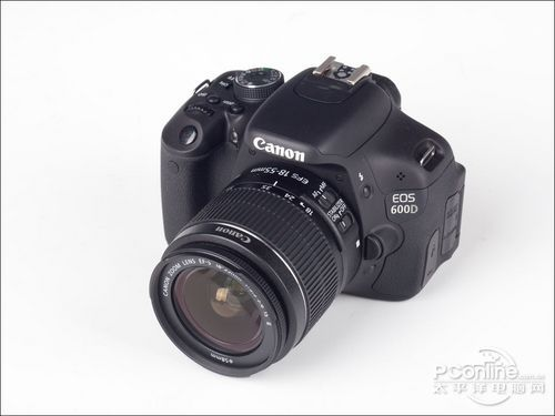 佳能 EOS 600D套机(配18-55mm IS II镜头)图片系列评测论坛报价网购实价