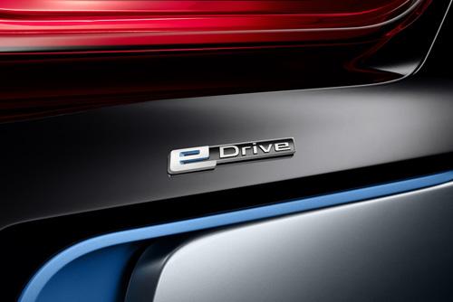 BMW_eDrive标识