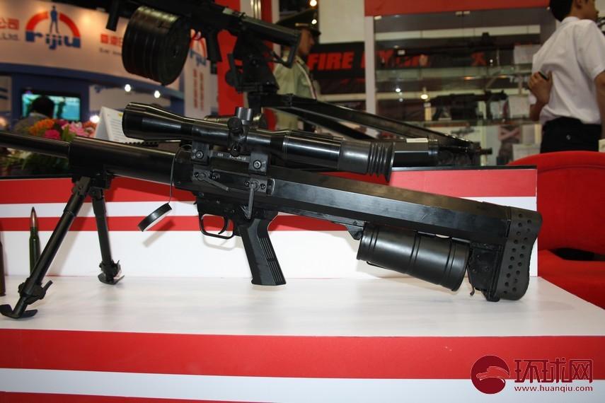 中国 警用装备/中国大狙外销获得好评四款狙击枪对比