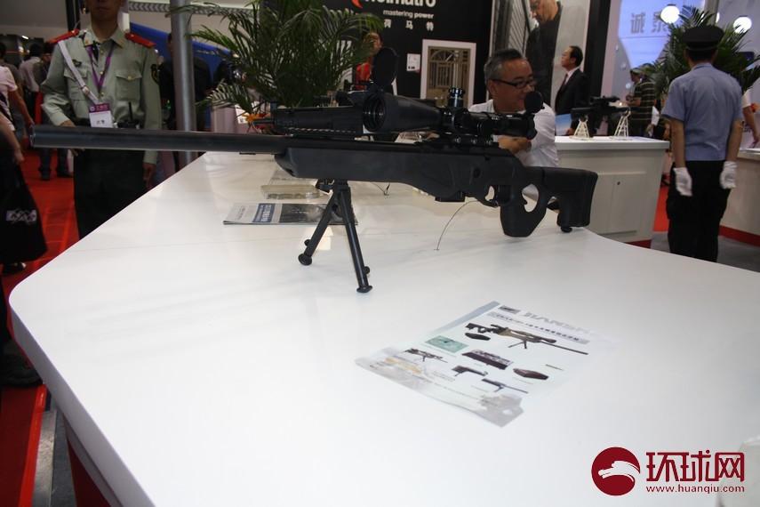 中国 获得好评/中国大狙外销获得好评四款狙击枪对比