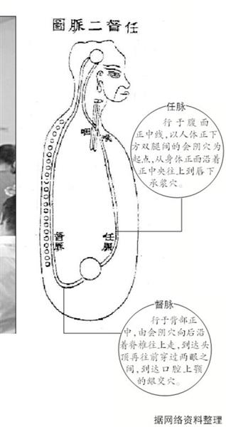 """新京报讯 (记者蒋彦鑫)曾被称为""""猪蹄厅长""""的甘肃省卫生厅长刘维忠,再次引发关注,这次与武侠小说中成为高手的必经之路有关:打通任督二脉。"""