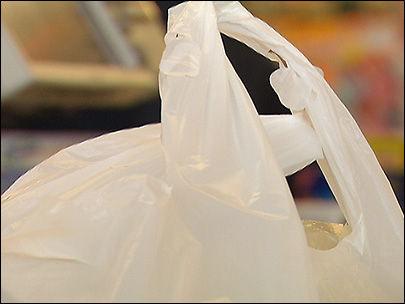 洛杉矶/塑料袋资料图