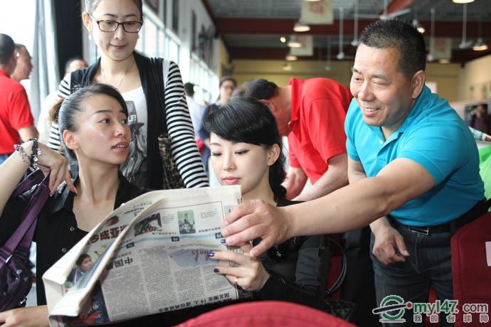 潘晓婷 姚明等/《i台球》首刊6月即将上市 潘晓婷姚明等助兴杂志发布(组图)