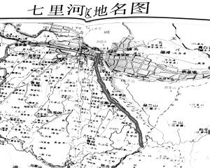 鑫报记者探寻兰州防洪现状之 二七里河雷坛河流域怎么图片