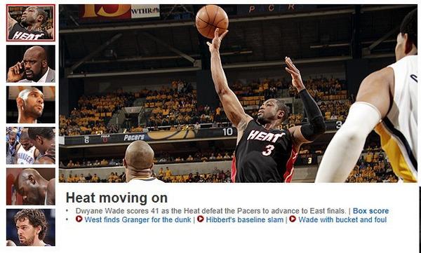 NBA官网:韦德解决热火内忧 就在波什受伤无法登场的情况下,哈斯图片