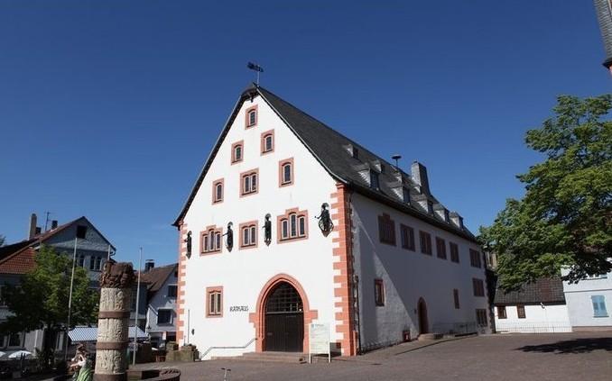 见证格林兄弟的德国小镇施泰瑙城堡(组图)