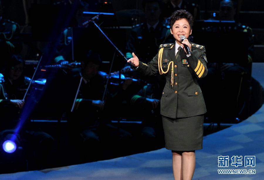 总政歌舞团《名家与经典》唱响京城组图
