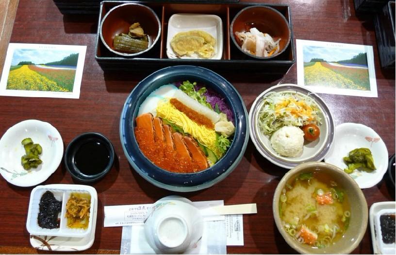 日本美食_舌尖上的日本 日本美食大盘点(组图)
