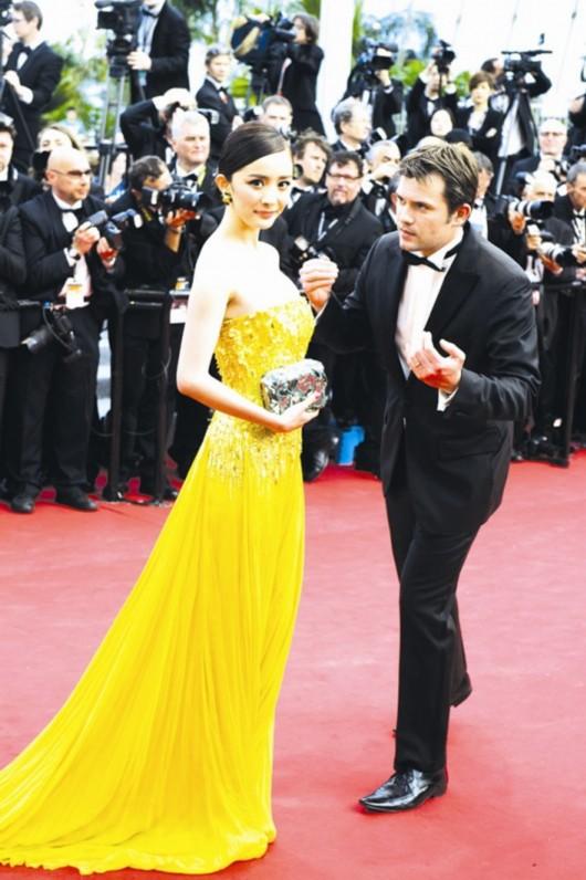 戛纳电影节闭幕华语电影人八卦电影没有作品(只有)组图巧巧在线观看图片