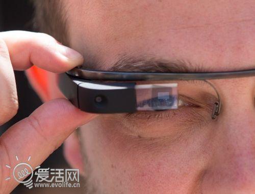 偷拍有道 Google扩增现实眼镜放出全身照