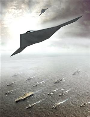 """核潜艇变身""""水下航母"""""""
