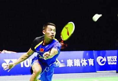 中国队 实现汤杯五连冠