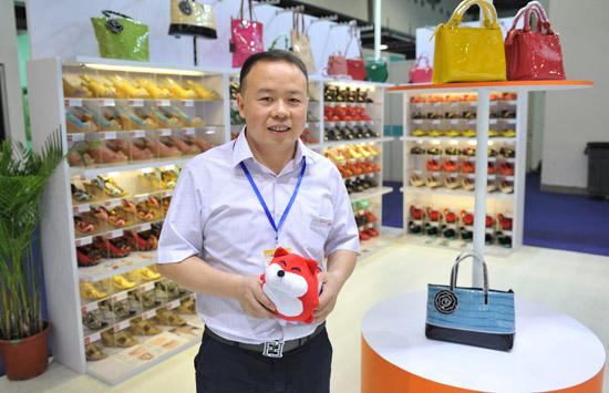 黄晓鹏 美丽港鞋业总经理
