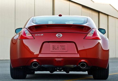 【2013款370Z跑车】