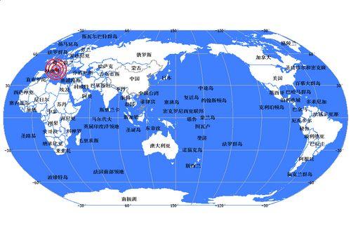 中新网5月29日电据中国地震台网测定,北京时间2012年5月29日15时在意大利(北纬44.8,东经11.0)发生6.0级地震, 震源深度10公里。