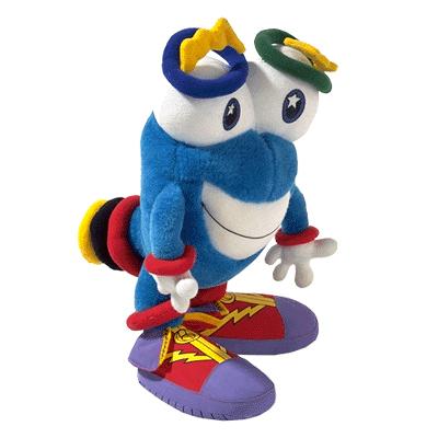 """年亚特兰大夏季奥运会吉祥物""""Izzy"""" 是第一个用电脑制作出的吉祥"""