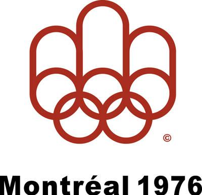1976年蒙特利尔第21届奥运会会徽