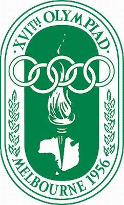 1956年墨尔本第16届奥运会会徽