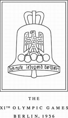 1936年柏林第11届奥运会会徽
