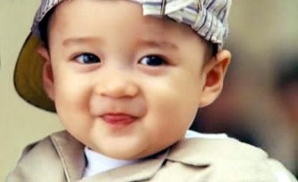 宝宝 壁纸 孩子 小孩 婴儿 425_260