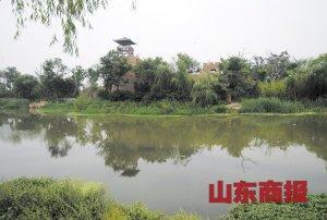 济南腊山河_记者探访济南腊山河:沿河景挺美就是河道脏(图)-搜狐滚动