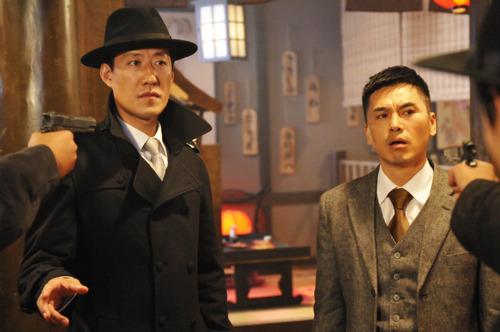 《五号特工组二》于震饰演马云飞