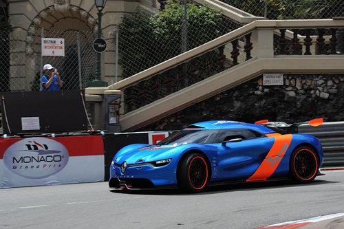 雷诺dezir概念车_雷诺推出全新概念车 Alpine A110-50(组图)-搜狐滚动
