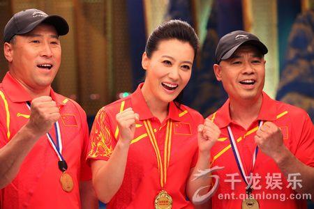 """奥运阵容铸就《心的金牌》 """"金牌组合""""源于伦敦的约定"""