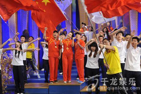 谭晶李永波李宁跨界合作 唱响伦敦奥运会战歌