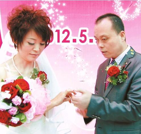 婚礼上新郎给新娘唱什么歌好图片