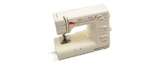 JANOME缝纫机