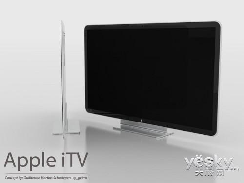 Apple iTV:传统电视的终结者?