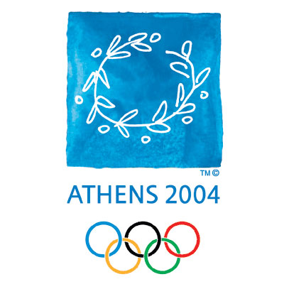 2004年雅典奥运会会徽