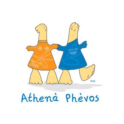 2004年雅典奥运会吉祥物