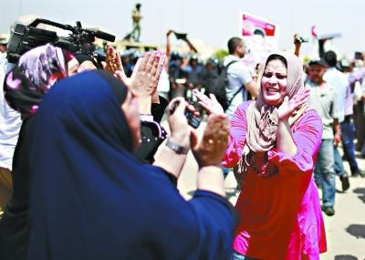 穆巴拉克被判终身监禁
